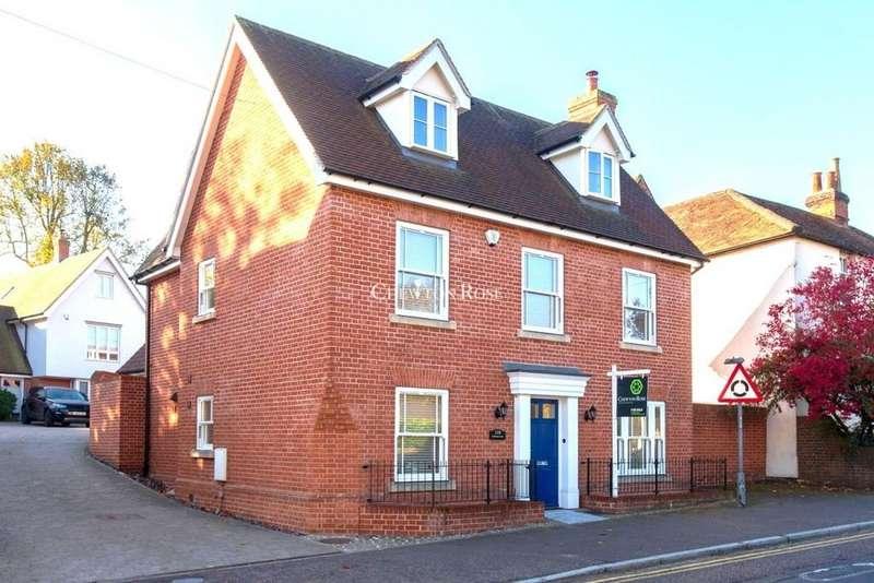 4 Bedrooms Detached House for sale in Lexden Road, Lexden