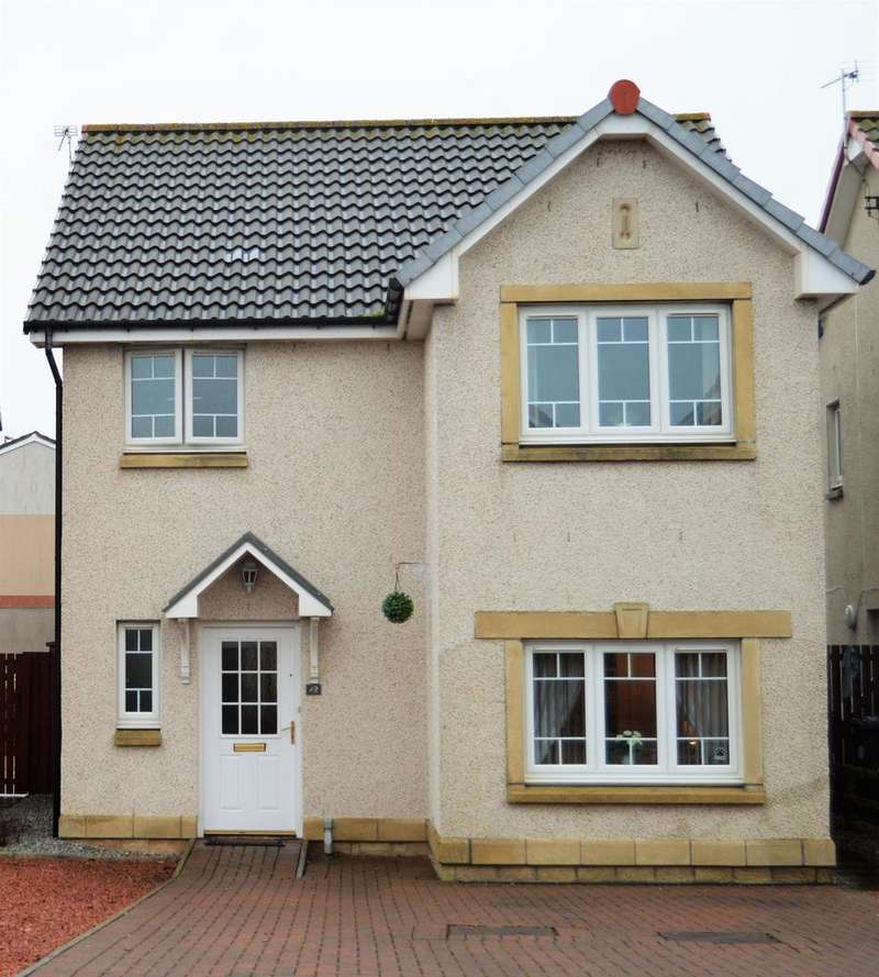 4 Bedrooms Detached House for sale in DAWNLIGHT CIRCLE, ARDROSSAN KA22