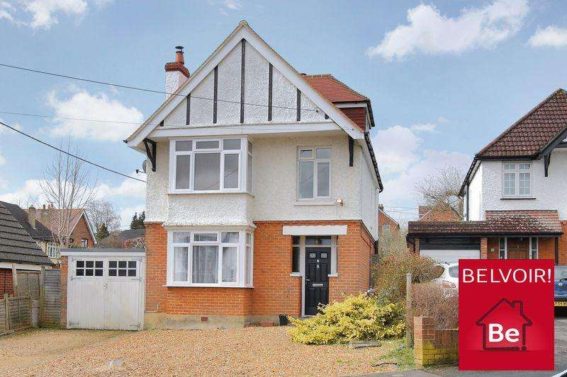 4 Bedrooms Detached House for sale in Lansdowne Avenue, Andover