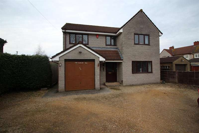 4 Bedrooms Detached House for sale in Park Lane, Frampton Cotterell, Bristol, BS36 2HA