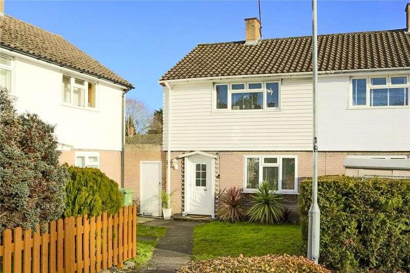 2 Bedrooms End Of Terrace House for sale in Priestwood Avenue, Bracknell, Berkshire, RG42