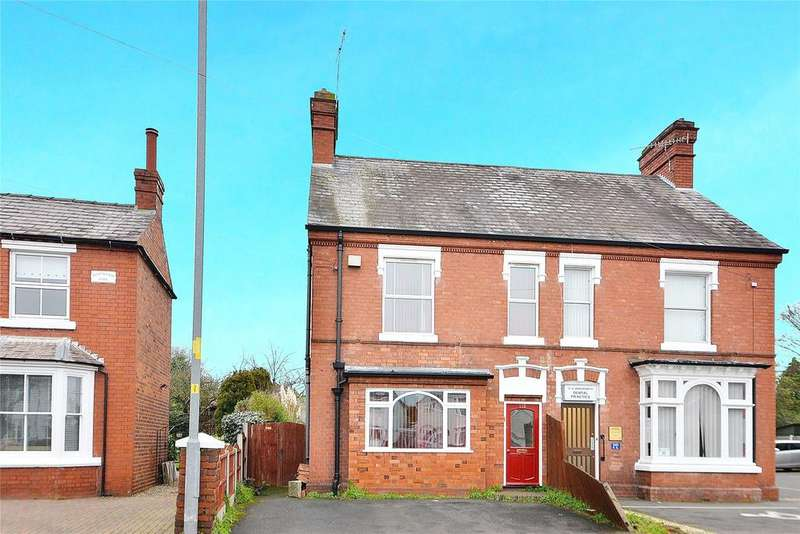 4 Bedrooms Semi Detached House for sale in Bewdley Road, Stourport-on-Severn, DY13