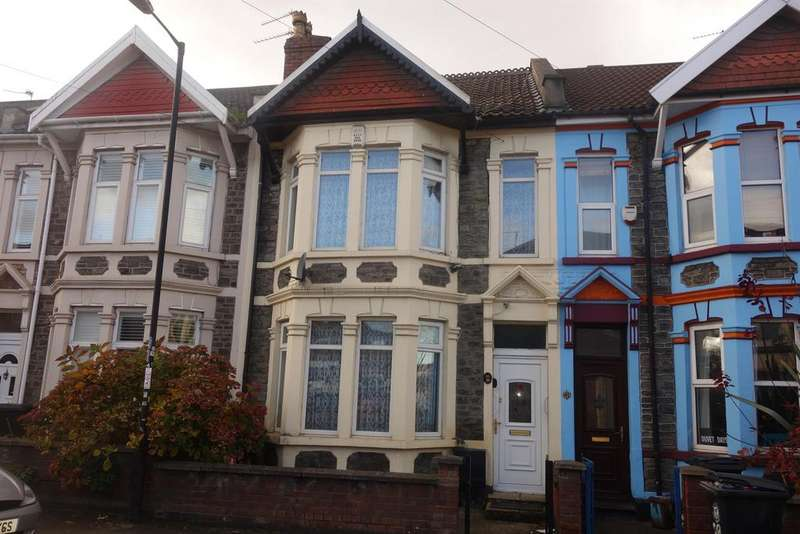 3 Bedrooms Terraced House for sale in Chelsea Road, Bristol, BS5 6AR