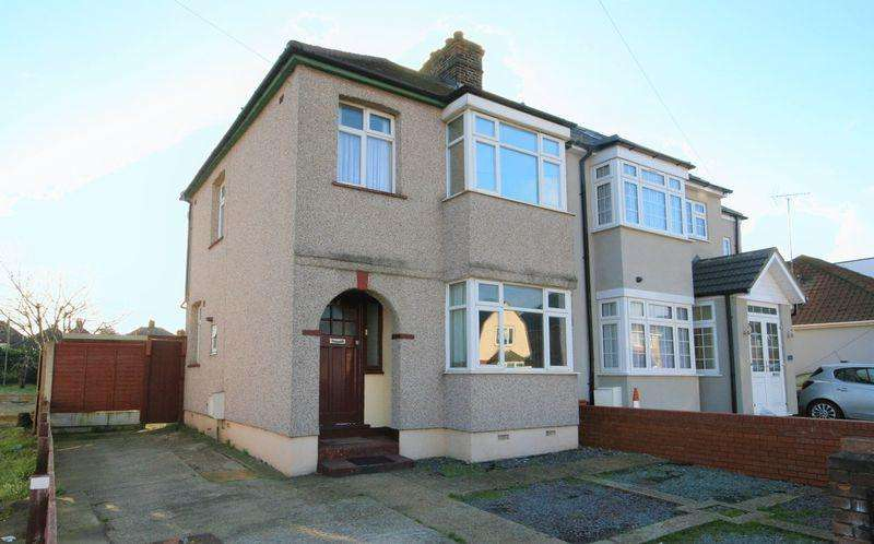 3 Bedrooms Semi Detached House for sale in Lower Mardyke Avenue, Rainham,Essex