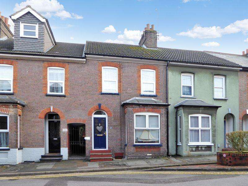 2 Bedrooms Terraced House for sale in Winfield Street, Dunstable