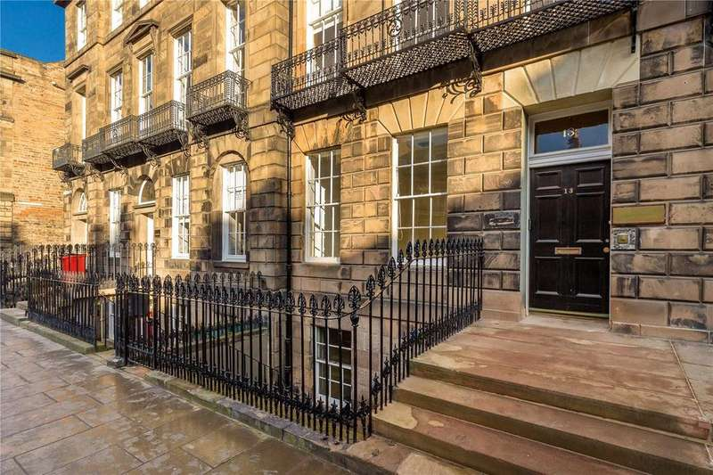 4 Bedrooms Terraced House for sale in Lot 1, Manor Place, Edinburgh