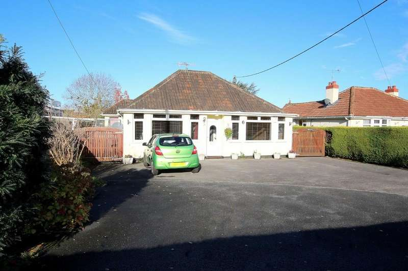 3 Bedrooms Detached Bungalow for sale in Good sized rear garden with summer house