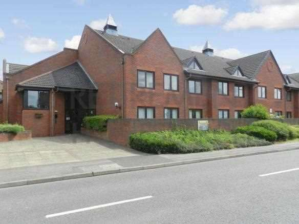 2 Bedrooms Retirement Property for sale in Magnolia Court, Headley Road East, Woodley, Reading