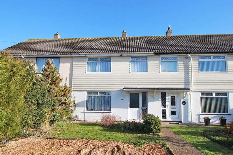 3 Bedrooms Terraced House for sale in Blackberry Lane, Mudeford, Christchurch