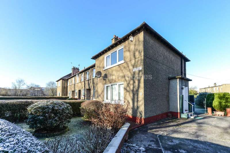 2 Bedrooms End Of Terrace House for sale in Southfield Crescent, Glasgow