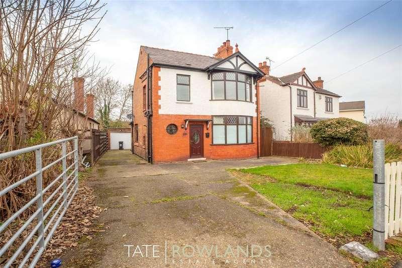 3 Bedrooms Detached House for sale in Wepre Park, Connahs Quay, Deeside, Flintshire, CH5