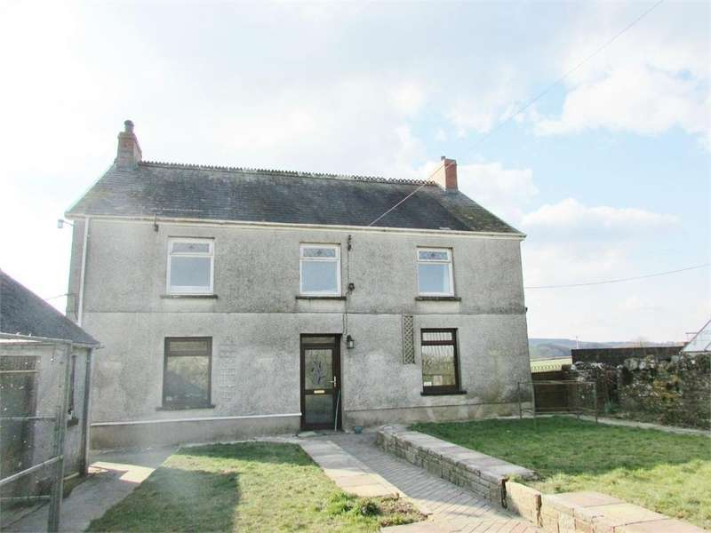 4 Bedrooms Farm Commercial for sale in Maesylan, Bwlchnewydd Road, Laugharne, Carmarthen
