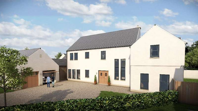 5 Bedrooms Detached House for sale in Plots 24 and 29, Larbert, Falkirk, FK5 4ZH