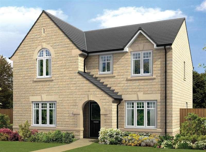 4 Bedrooms Detached House for sale in The Salcombe V0, Burn Road, Birchencliffe, Huddersfield