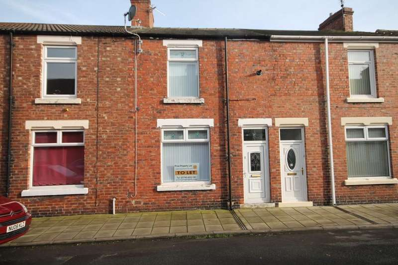 2 Bedrooms Terraced House for rent in Henry Street, Shildon