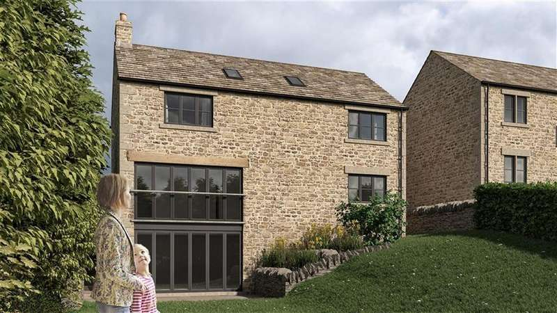 5 Bedrooms Detached House for sale in The Pines,Wellhouse Lane, Penistone, Sheffield, S36
