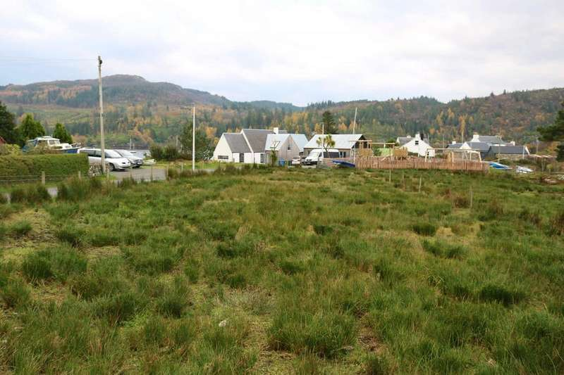 Land Commercial for sale in Plot1, Land Aird a Mhorair, Cooper Street, Plockton
