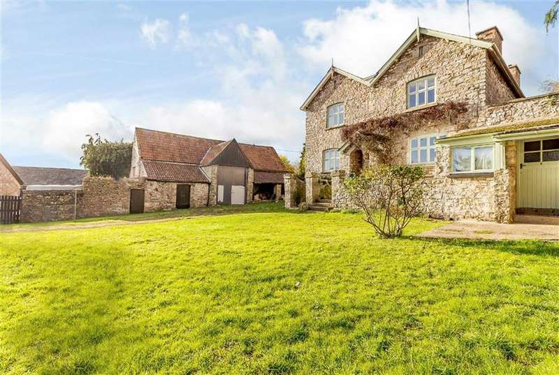 4 Bedrooms Detached House for sale in Sedbury, Chepstow, Monmouthshire