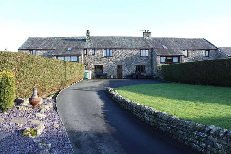 4 Bedrooms Barn Conversion Character Property for sale in The Hayloft, 2 Greenhead Farm, Hincaster, Milnthorpe