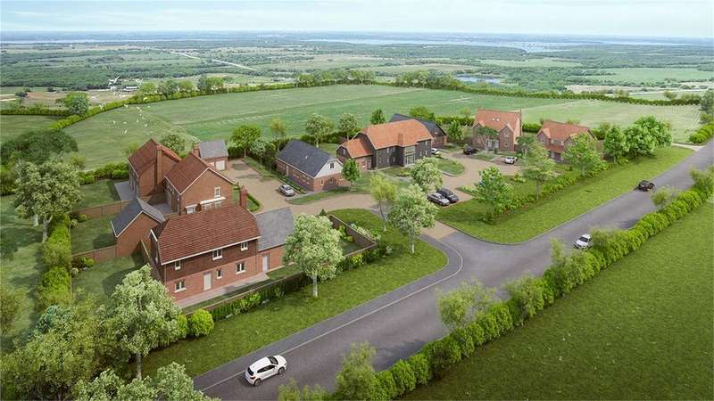 4 Bedrooms Semi Detached House for sale in The Orchards, Uckfield Road, Ringmer, Lewes, East Sussex