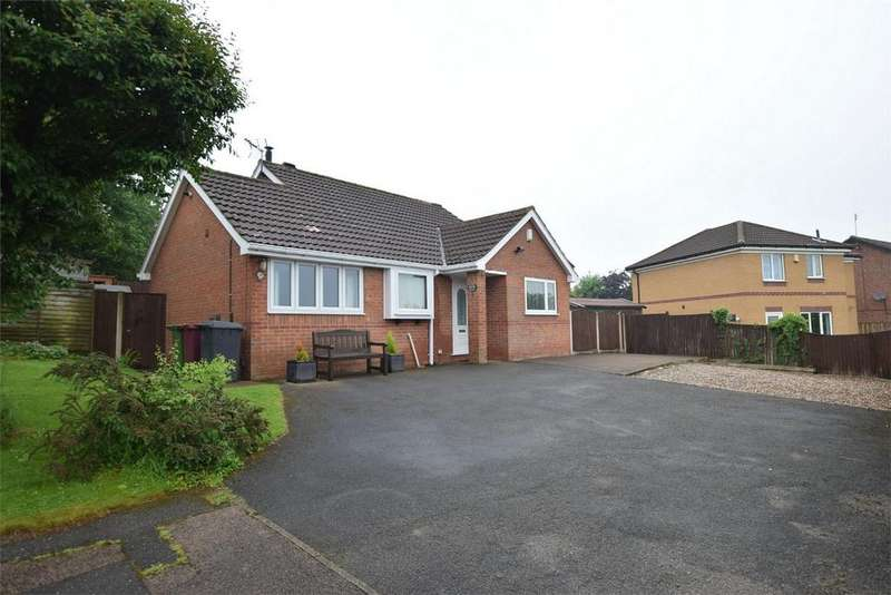 3 Bedrooms Detached Bungalow for sale in Peach Avenue, South Normanton, ALFRETON, Derbyshire