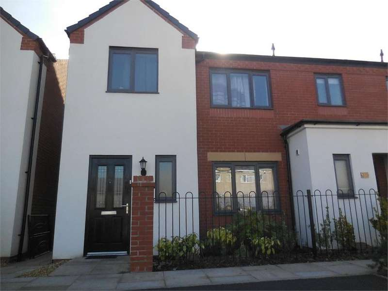 3 Bedrooms Semi Detached House for sale in Kenley Avenue, Ettingshall, Wolverhampton
