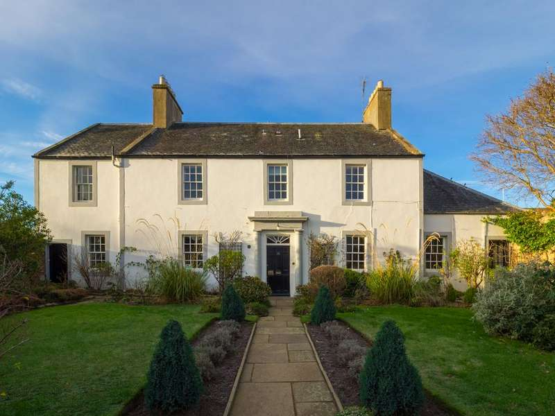 6 Bedrooms Detached House for sale in Summerfield House, 20 Sidegate, Haddington EH41
