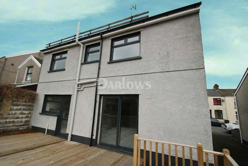4 Bedrooms Detached House for sale in King Street, Brynmawr, Blaenau Gwent