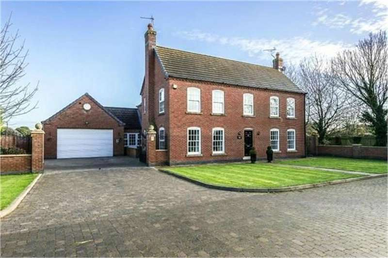 7 Bedrooms Detached House for sale in Holme Road, Kirton Holme, Boston, Lincolnshire