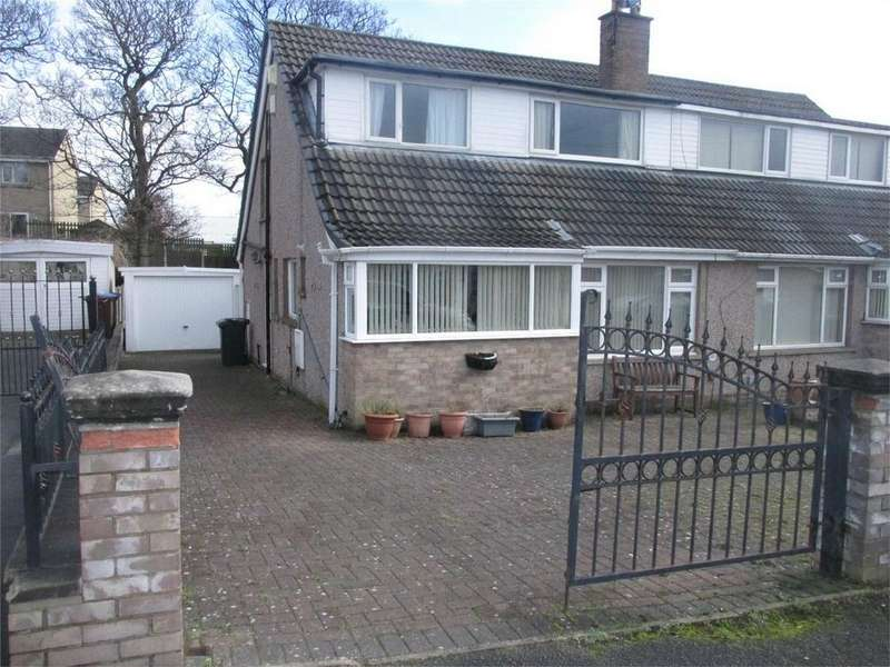 3 Bedrooms Semi Detached House for sale in Middlebrook Way, Fairweather Green, Bradford, West Yorkshire