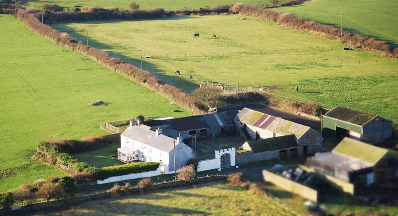 4 Bedrooms Farm House Character Property for sale in Ty Croes, North Wales