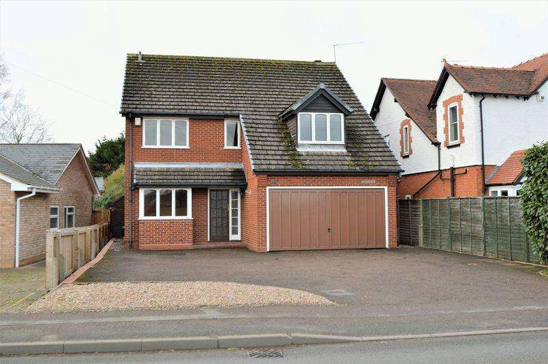 5 Bedrooms Detached House for sale in Alcester Road * Studley * B80 7NY