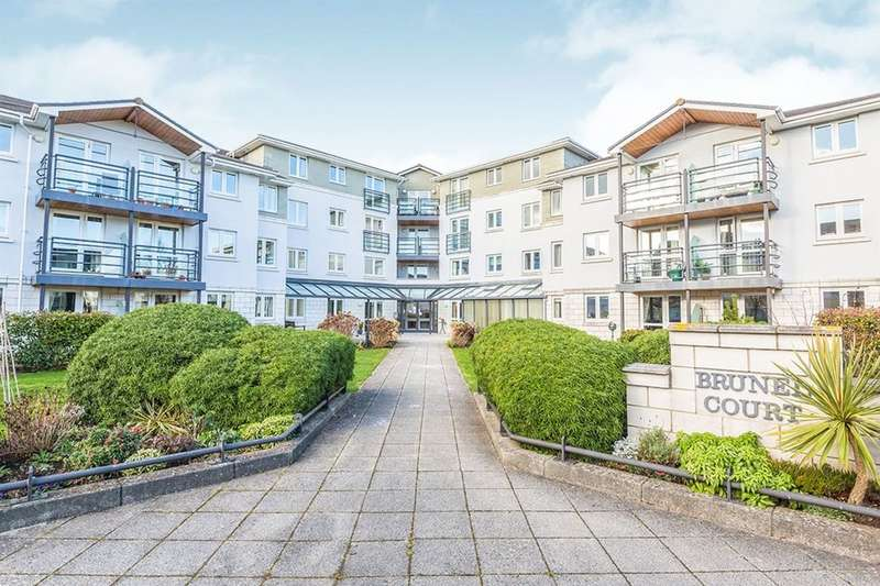 2 Bedrooms Flat for sale in Harbour Road, Portishead, Bristol, BS20
