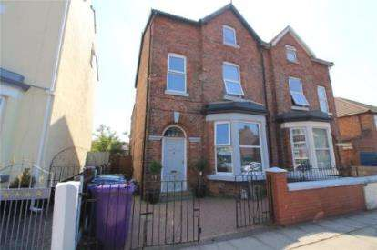 5 Bedrooms Semi Detached House for sale in Warbreck Road, Orrell Park, Liverpool, Merseyside, L9