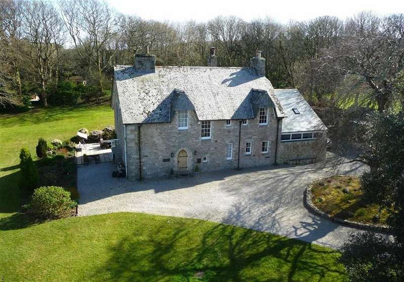 7 Bedrooms Detached House for sale in Godolphin Cross, Helston, Cornwall, TR13