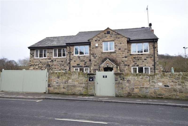 6 Bedrooms Detached House for sale in Wath Road, Elsecar, Barnsley, S74