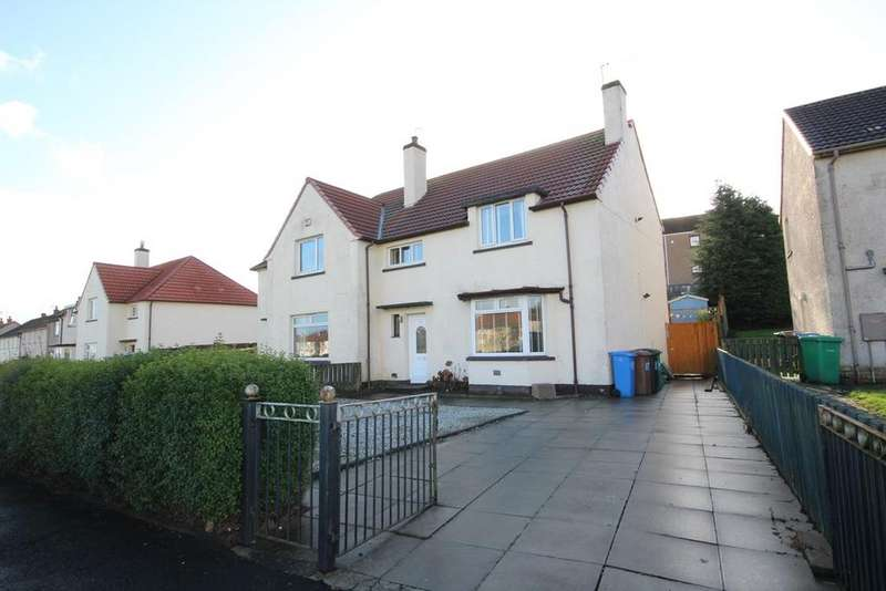 3 Bedrooms Semi Detached House for sale in Valley Gardens South, Kirkcaldy, Fife, KY2