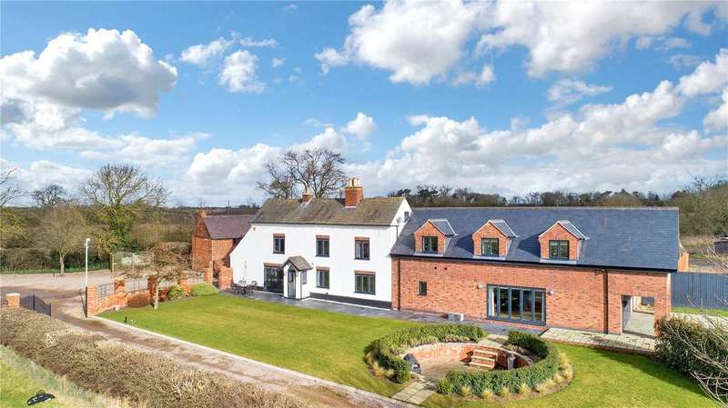 6 Bedrooms Detached House for sale in Melton Road, Barrow upon Soar, Leicestershire