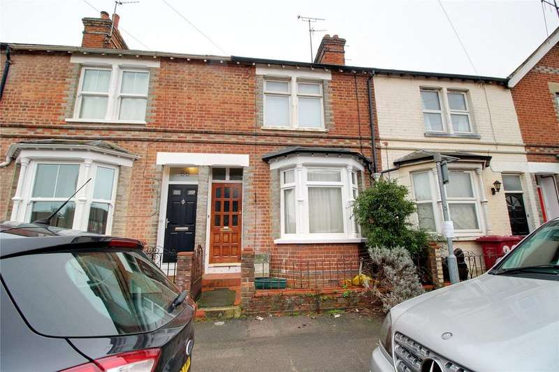 3 Bedrooms Terraced House for sale in Brighton Road, Reading, Berkshire, RG6