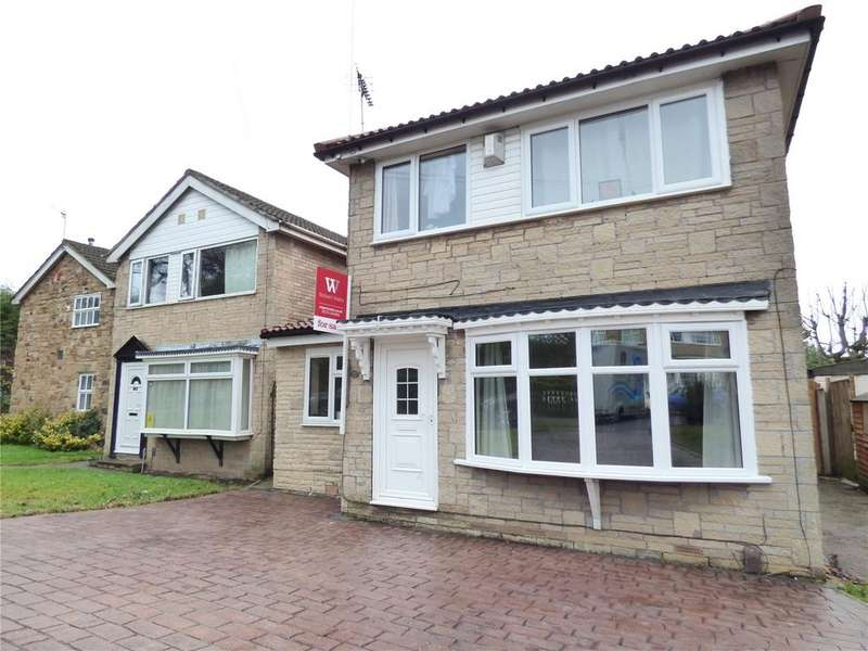 4 Bedrooms Detached House for sale in Livingstone Close, Wrose, Bradford, BD2