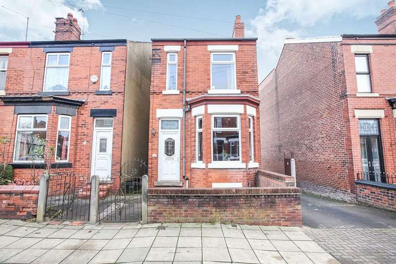 3 Bedrooms Detached House for sale in Crescent Road, Stockport, SK1
