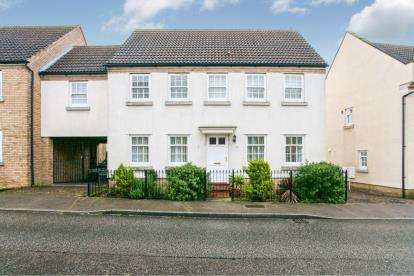 5 Bedrooms Detached House for sale in Ely, Cambridgeshire