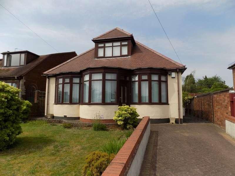 2 Bedrooms Detached Bungalow for sale in Fairview Avenue, Great Barr, Birmingham B42