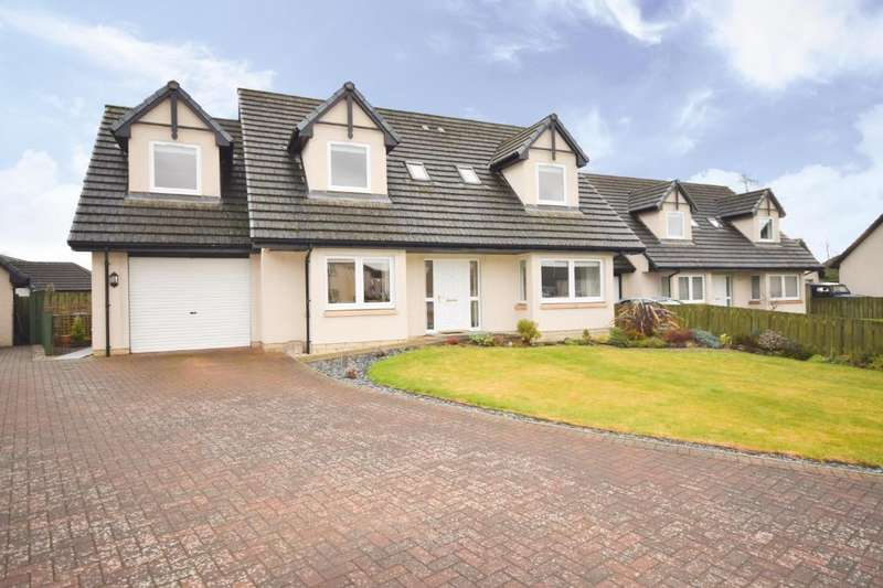4 Bedrooms Detached House for sale in Anderson Place, Alyth, Perthshire, PH11 8GB