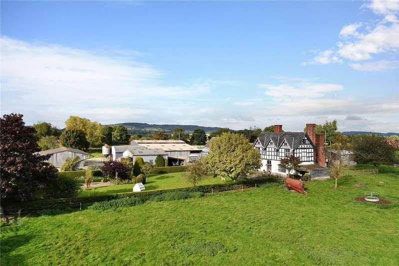 7 Bedrooms Detached House for sale in Leominster