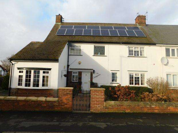 4 Bedrooms Semi Detached House for sale in DENE HALL DRIVE, BISHOP AUCKLAND, BISHOP AUCKLAND