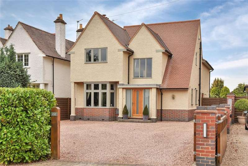 4 Bedrooms Detached House for sale in Station Road, Cropston, Leicestershire