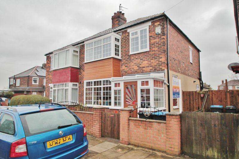 3 Bedrooms Semi Detached House for sale in Merlin Road, Middlesbrough
