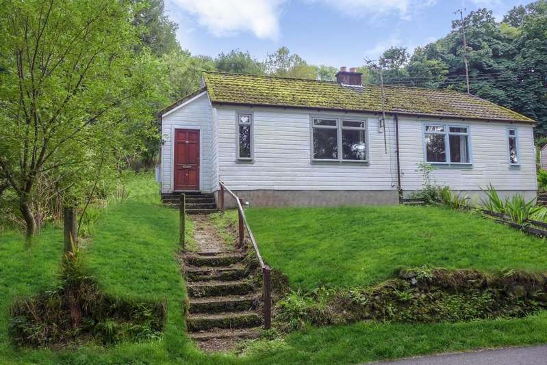 1 Bedroom Semi Detached Bungalow for sale in Glenfraoch East Loch Awe, Portsonachan, PA33 1BJ