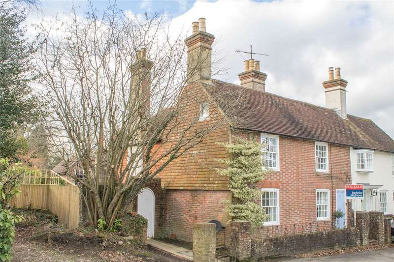 4 Bedrooms Semi Detached House for sale in Church Road, Newick